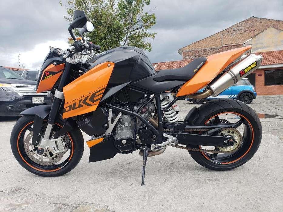 Ktm Super Duke 2008 990