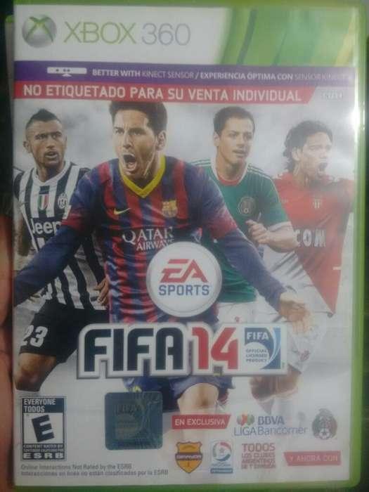 Fifa 14 Juego Original Xbox 360