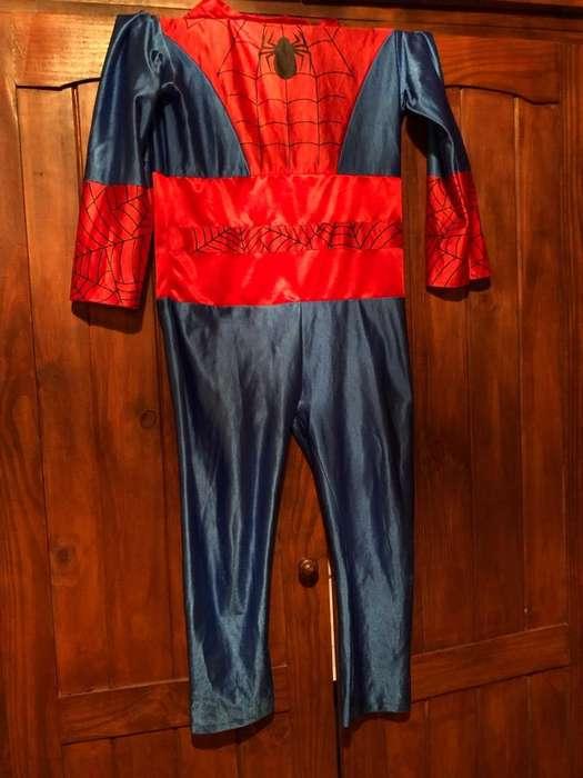 Disfraz Hombre Araña T 8-9