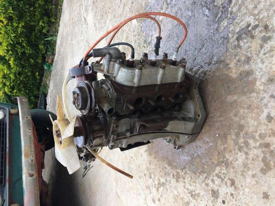 Motor Lj50, 2 Tiempos, Funcional,