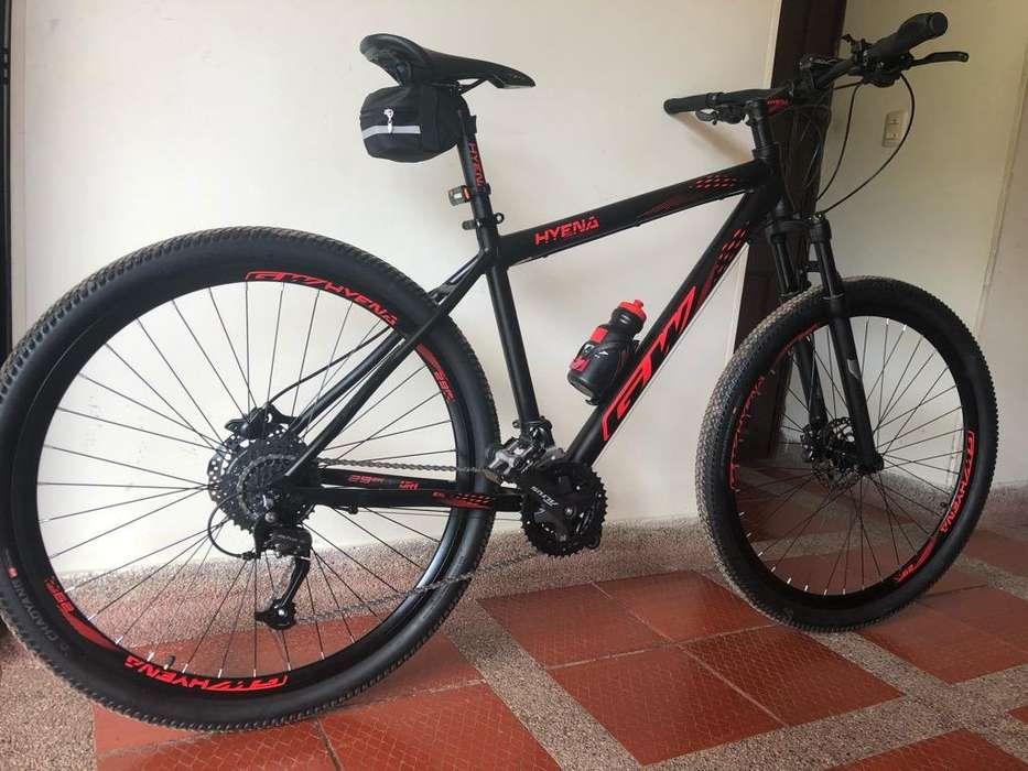 Bicicleta Gw Hyena Talla L Rin 29