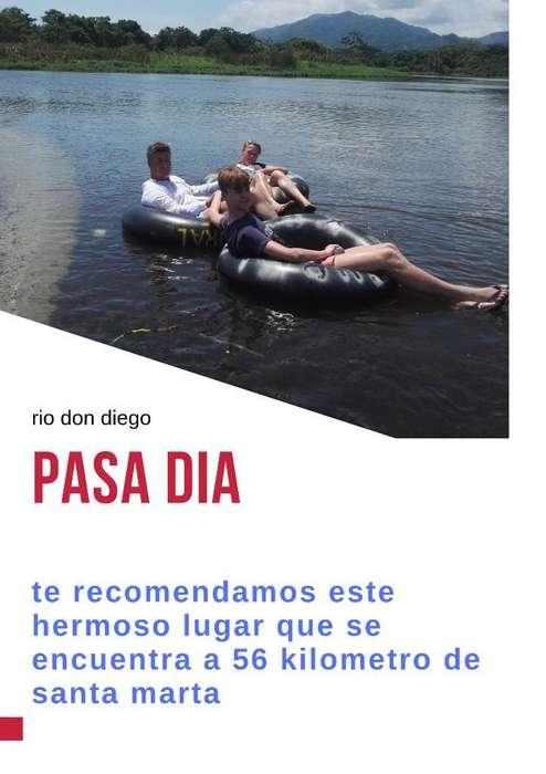 Pasadia Rio Don Diego