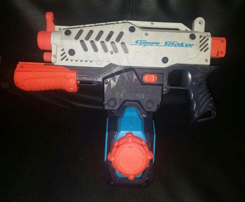 Pistolas de Agua Nerf