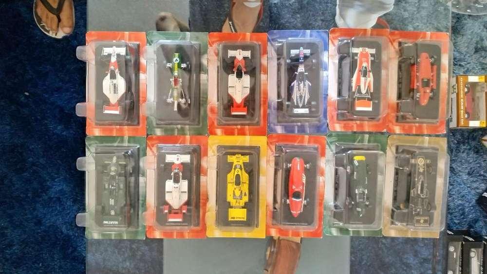 Colección Completa de Formula I