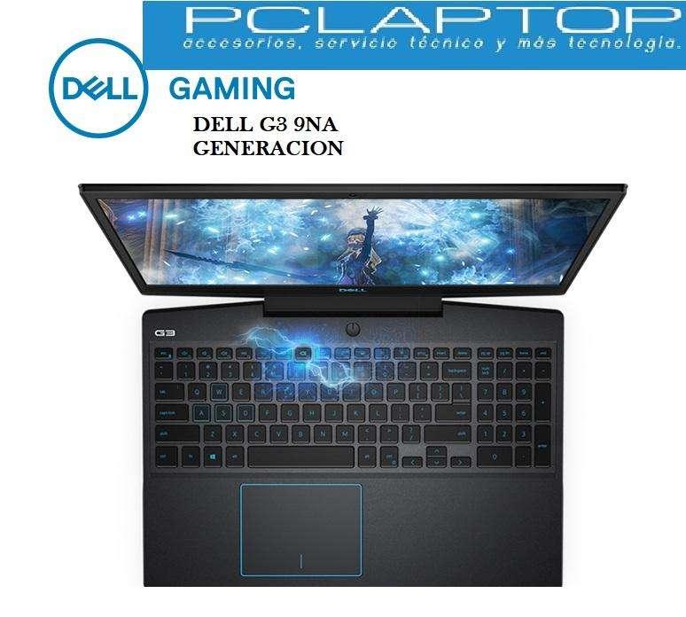 Dell G3 I7 9na Gen 16ram 512ssd1tb 6 Gb Vid Nvidia Gtx1660