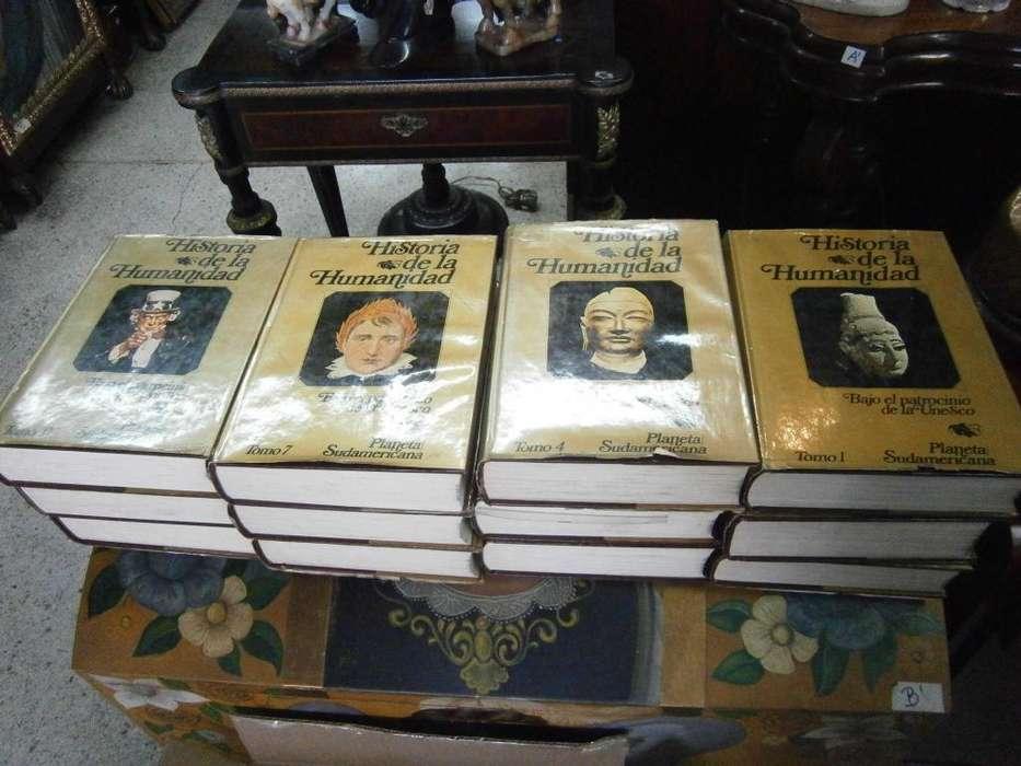 12 LIBROS HISTORIA DE LA HUMANIDAD