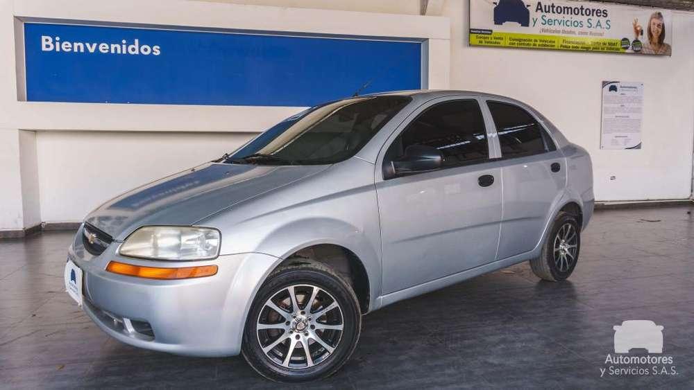 Chevrolet Aveo 2012 - 93000 km