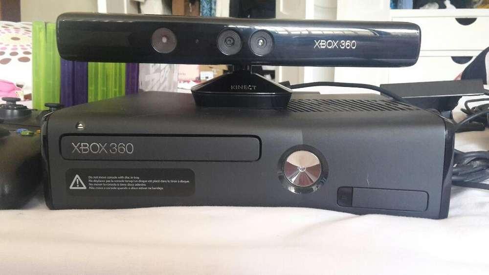 Xbox 360 con Kinect, Controles Y Juegos