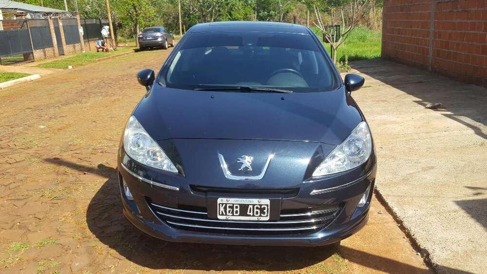 Peugeot 408 2011 - 120200 km