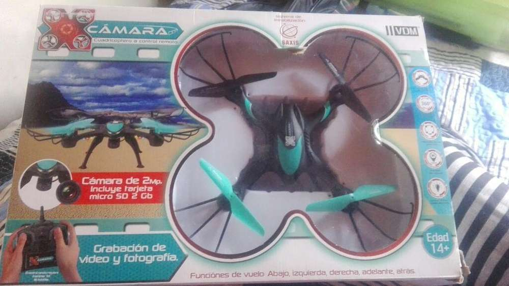 Dron marca VDM