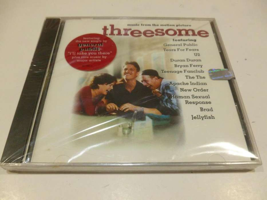 cd Threesome, Music from the motion picture
