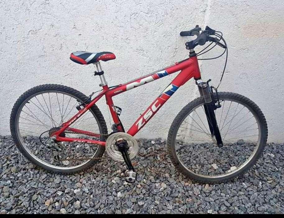 Bicicleta Mountain Bike Zsc M6 Gm665 - R