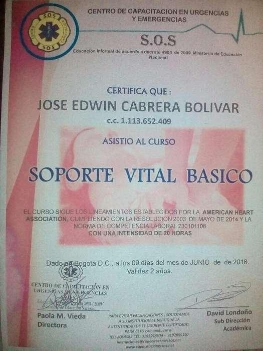Ofrezco Mi Servicio Cómo <strong>auxiliar</strong> de Enf