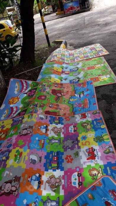 Tapetes Infantiles Didacticos de 180 X 2