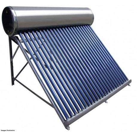 Calentador solar 130 a 300 litros