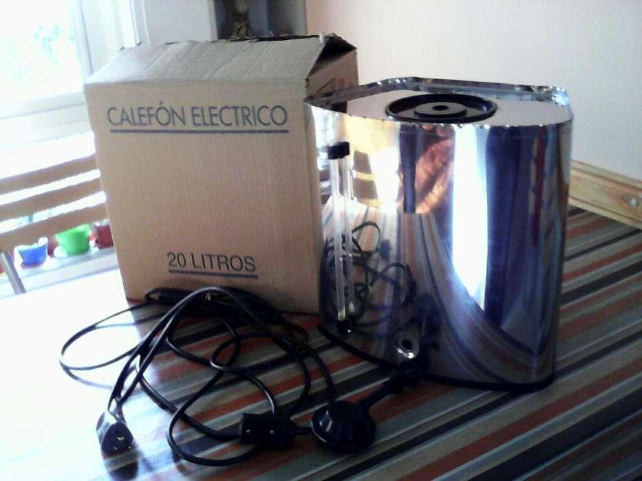 Calefon Electrico