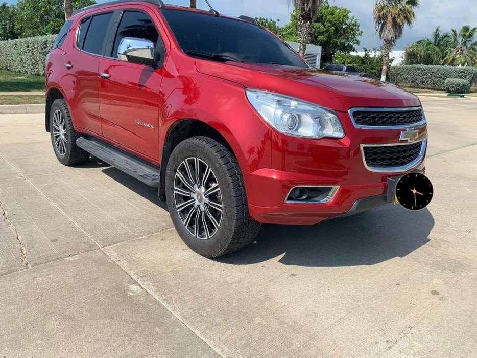 Chevrolet Trailblazer 2016 - 75000 km