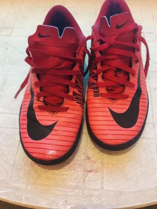 Botin para Niño Nike