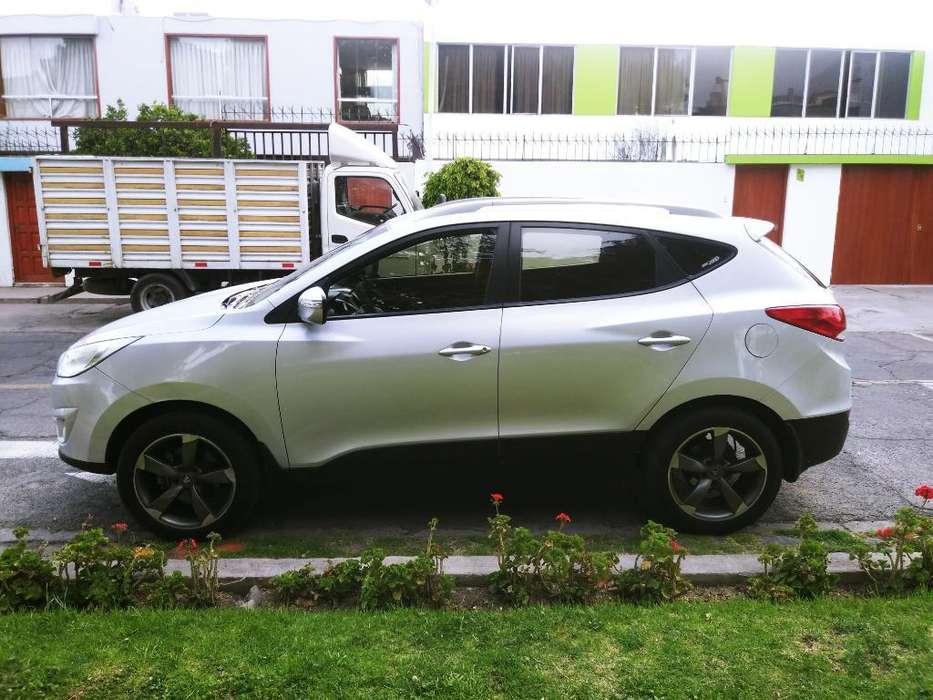 Hyundai Tucson 2013 - 48000 km