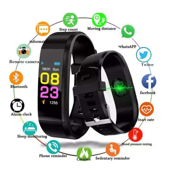 Smartband Smartwatch Unisex