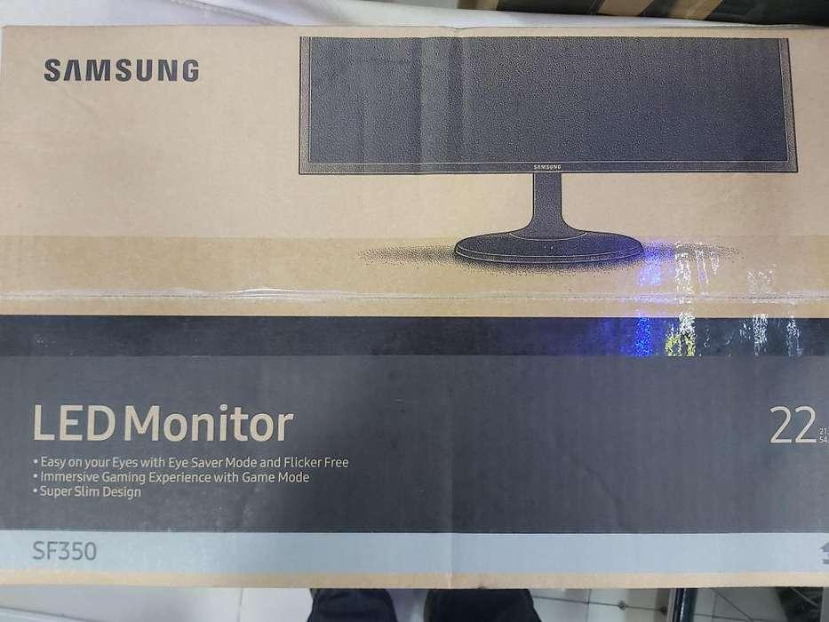 Monitor Nuevo Samsung Led 22 Hdmi