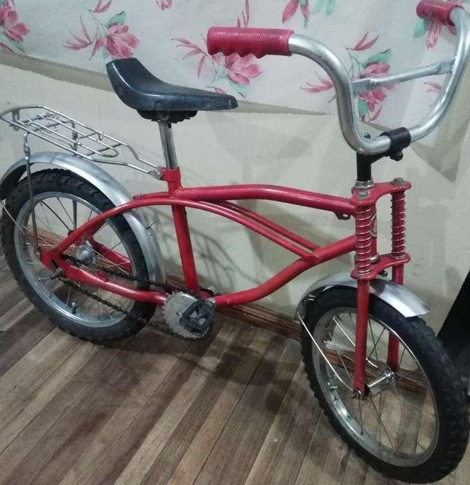 Bicicleta 16 Clásica Kenstar Antigua