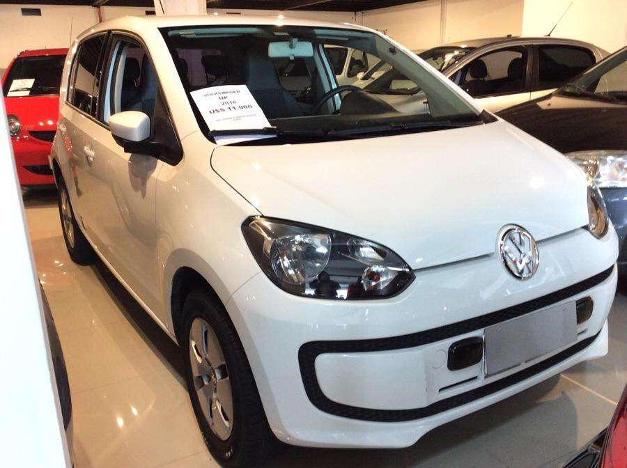 Volkswagen Up! 2016 - 6300 km
