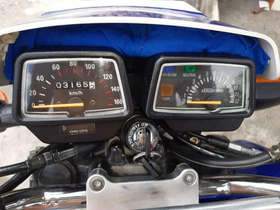 Dt 125 Modelo 2005