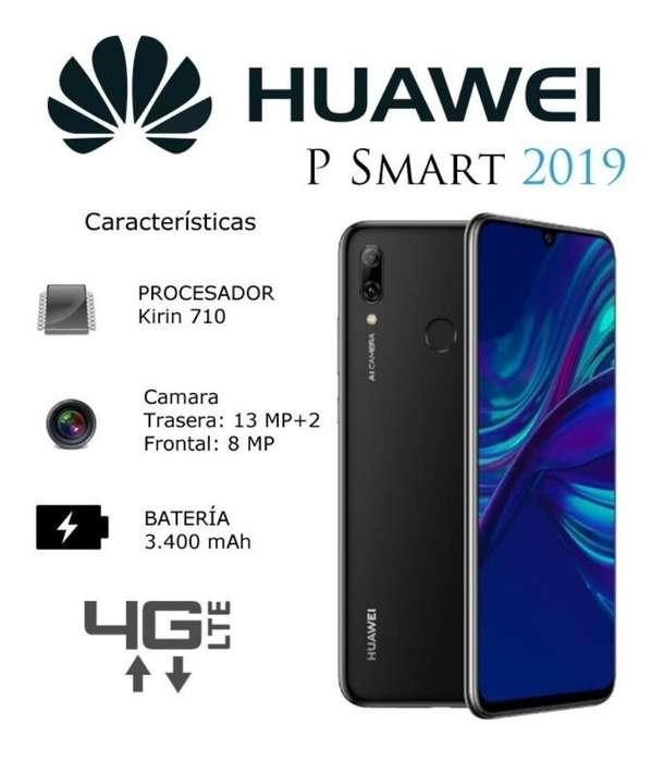 Huawei P Smart 2019 Nuevo Vendo/cambio