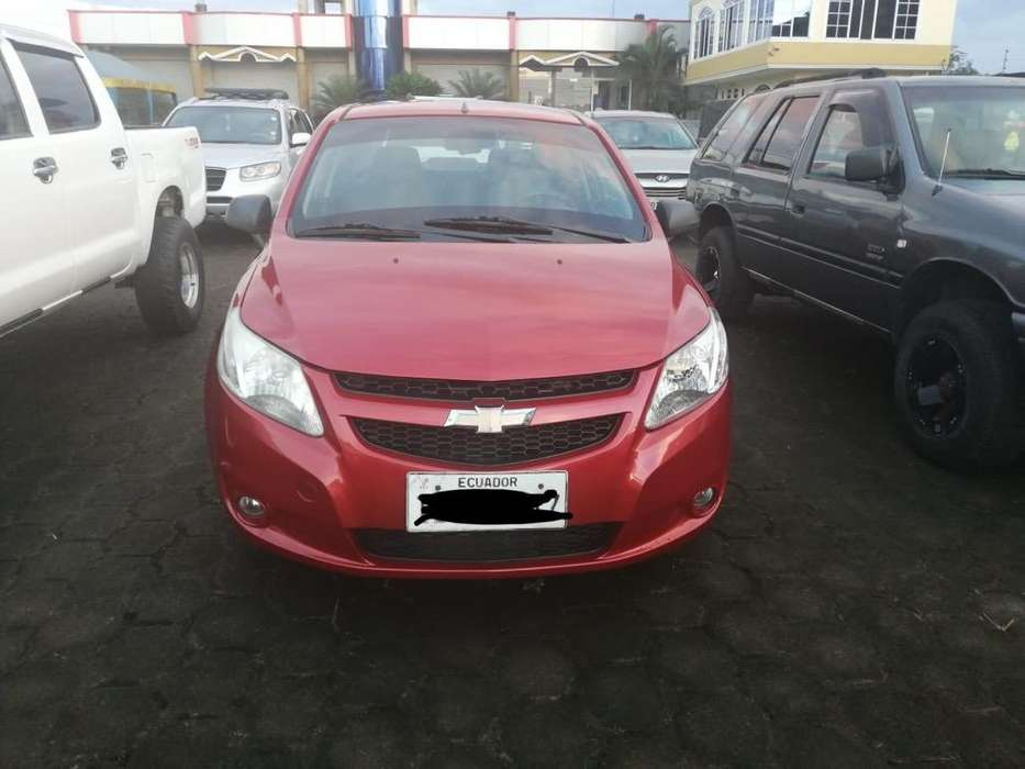 Chevrolet Sail 2015 - 110000 km