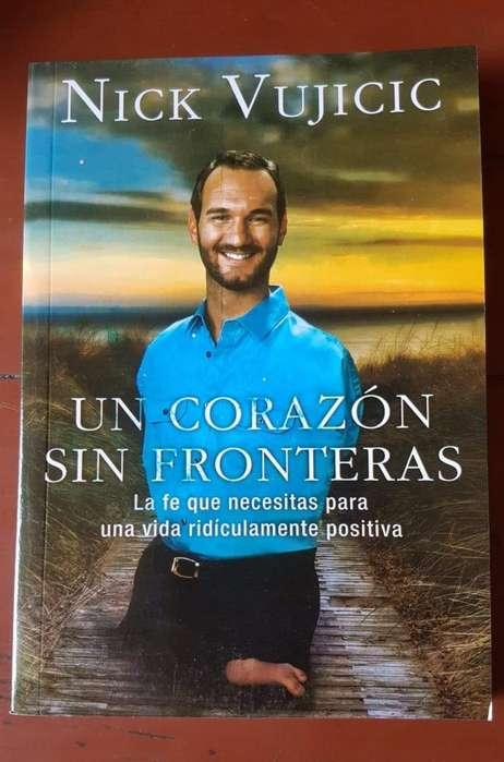 Libro Un Corazón Sin Fronteras Nick Vujicic