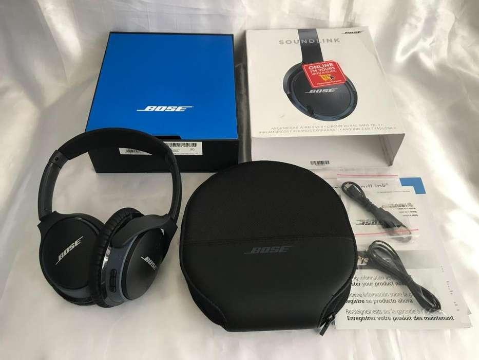 Audifonos Bose Soundlink AE2 Inalambricos Como Nuevos Originales