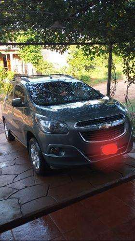 Chevrolet Spin 2013 - 105000 km