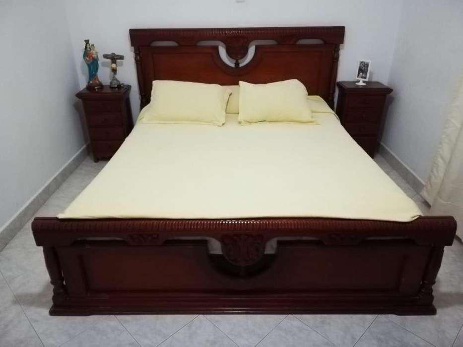 Venta de cama matrimonial 1,90 x 2 metros