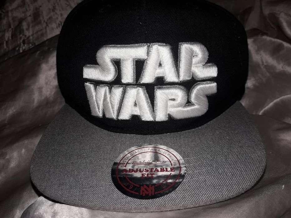 Gorra Plana Niños Star Wars Usada