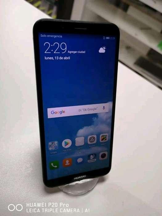Vendo Huawei Y7 2018 10/10 Negociable