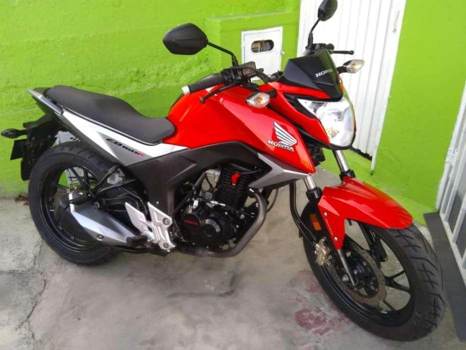 Vendo Moto Cb160f