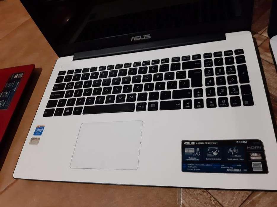 Stock de Laptops Asus 1 Año de Garantia