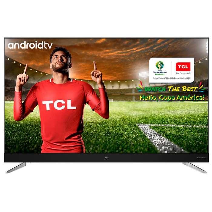 TV LED TCL 55 SMART ANDROID 4K HARMAN KARDON