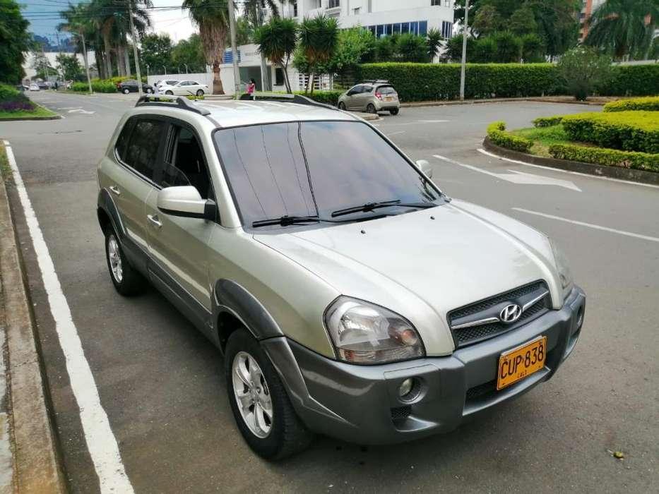 Hyundai Tucson 2009 - 120000 km