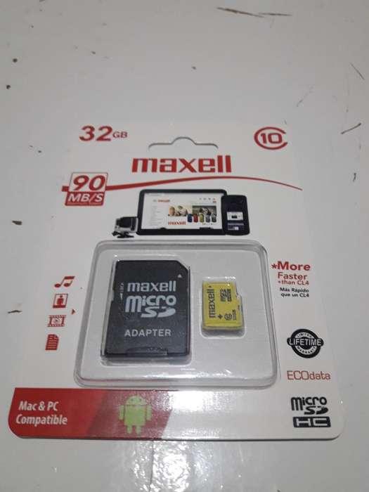 Vendo Memoria 32gb