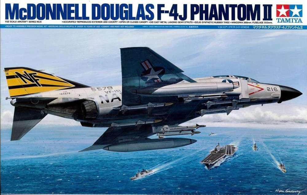 Tamiya F4J Phantom II 1/32