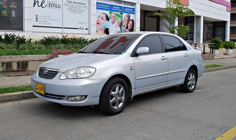 Toyota Corolla 2006 - 109000 km