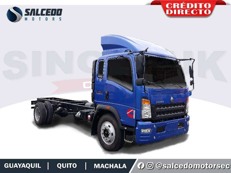 Camion ST8.0