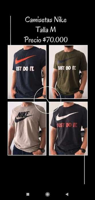 Camisetas Nike Originales.