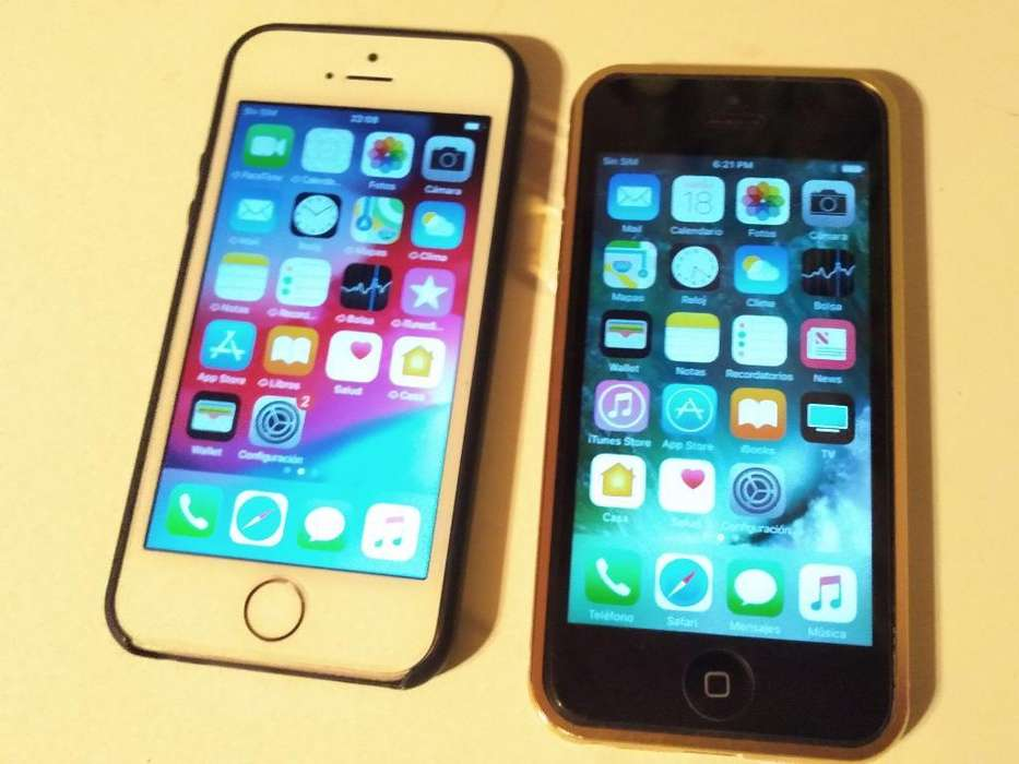 Vendo O Permuto iPhone 5 Y iPhone 5se