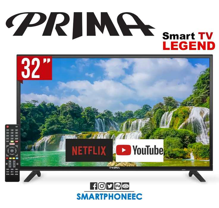 <strong>televisor</strong> Smart Tv 32 Primax Netflix, Youtube, Internet