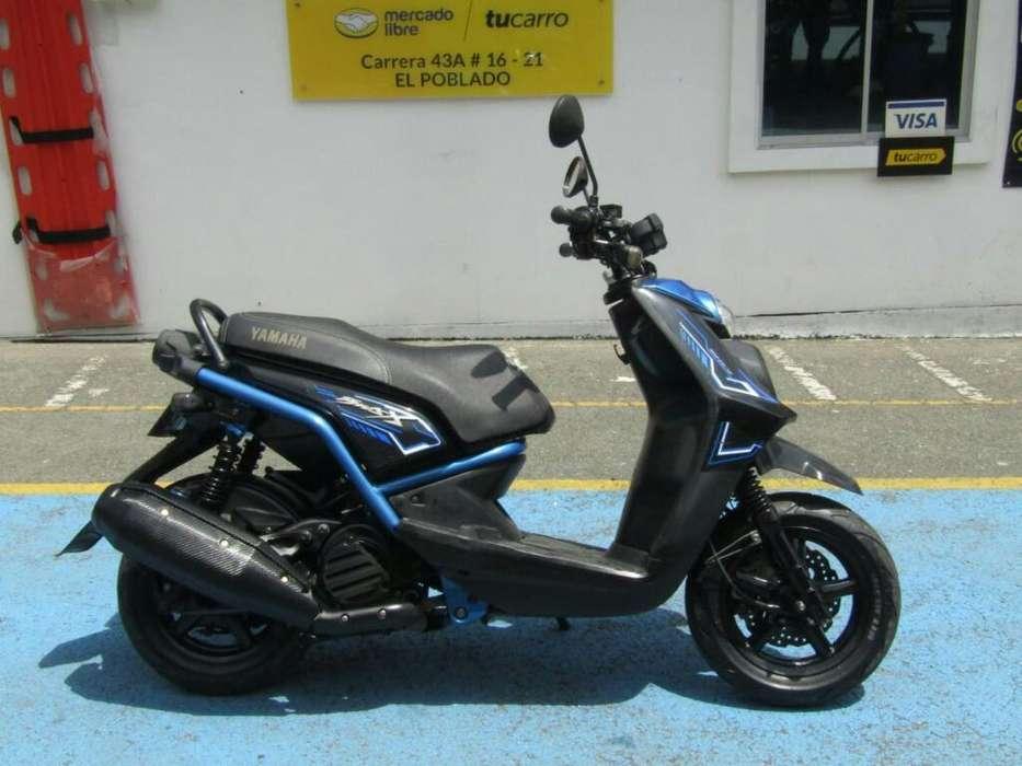 Excelente Moto Bws X. Baraticima