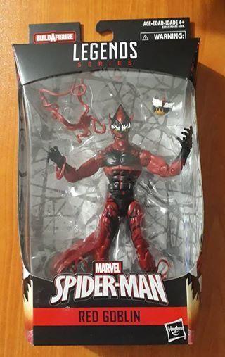 Marvel legends Red Goblin Gi joe motu heman dc universe star wars