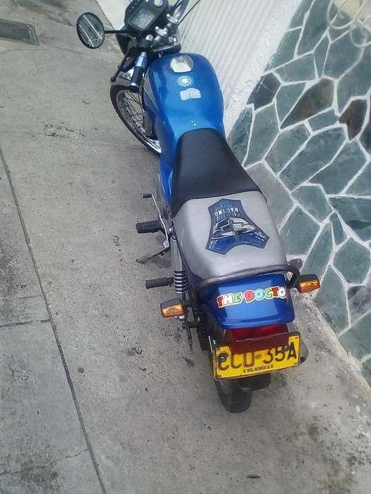Vendo Moto Ax 100